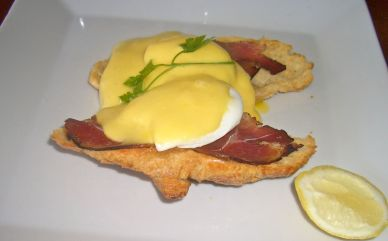 Eggs Benedict, simply one of the best breakfast dishes in the world