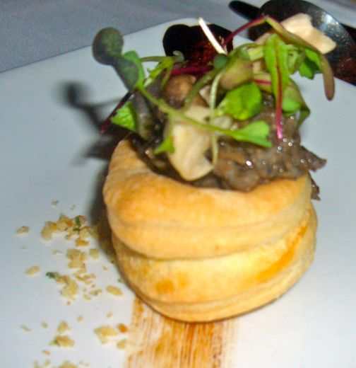 The best vol au vent