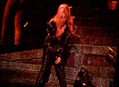 Lady Gaga's energy is incredible