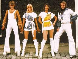 How I loved Abba, yes, even the outfits