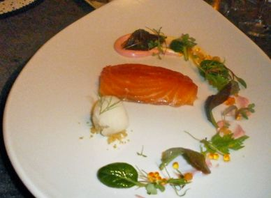 The most amazing salmon gravadlax