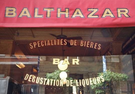 Welcome to Balthazar