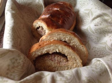 bread inside