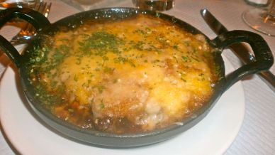 Duck shepherds pie