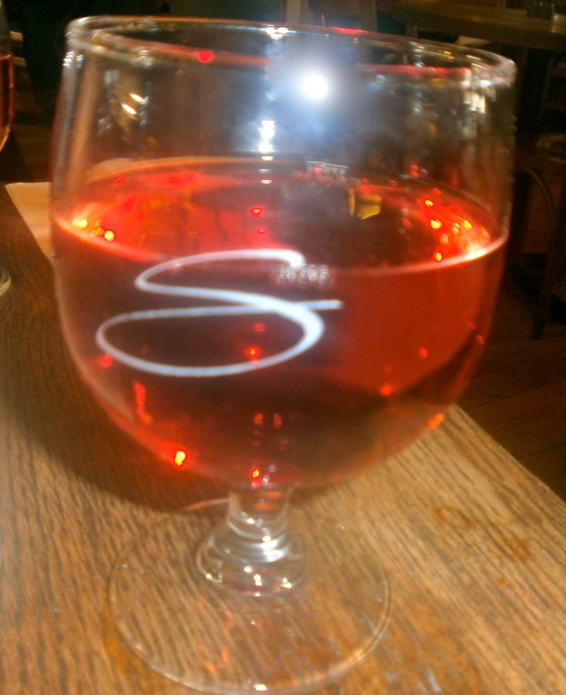 A deliciously refreshing Kir