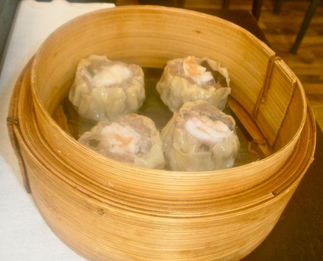 Tasty, juicy dumplings