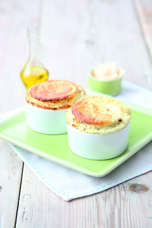 The ultimate in indulgent souffles