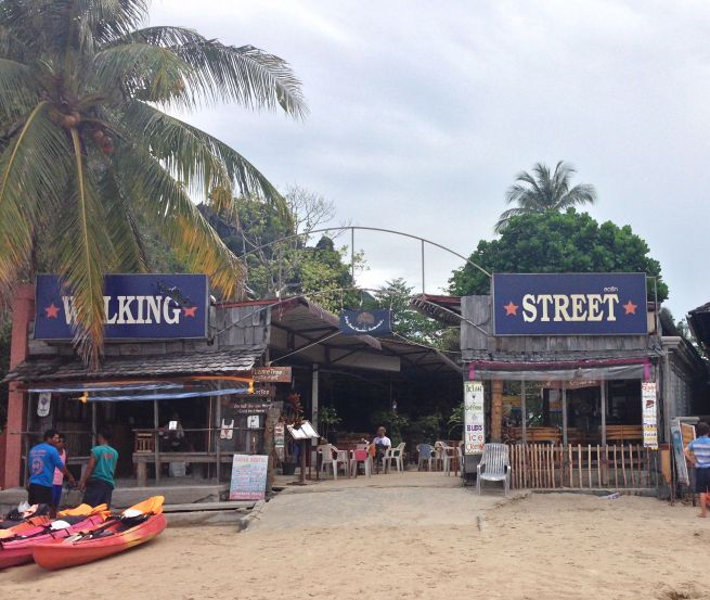 Welcome to Walking Street