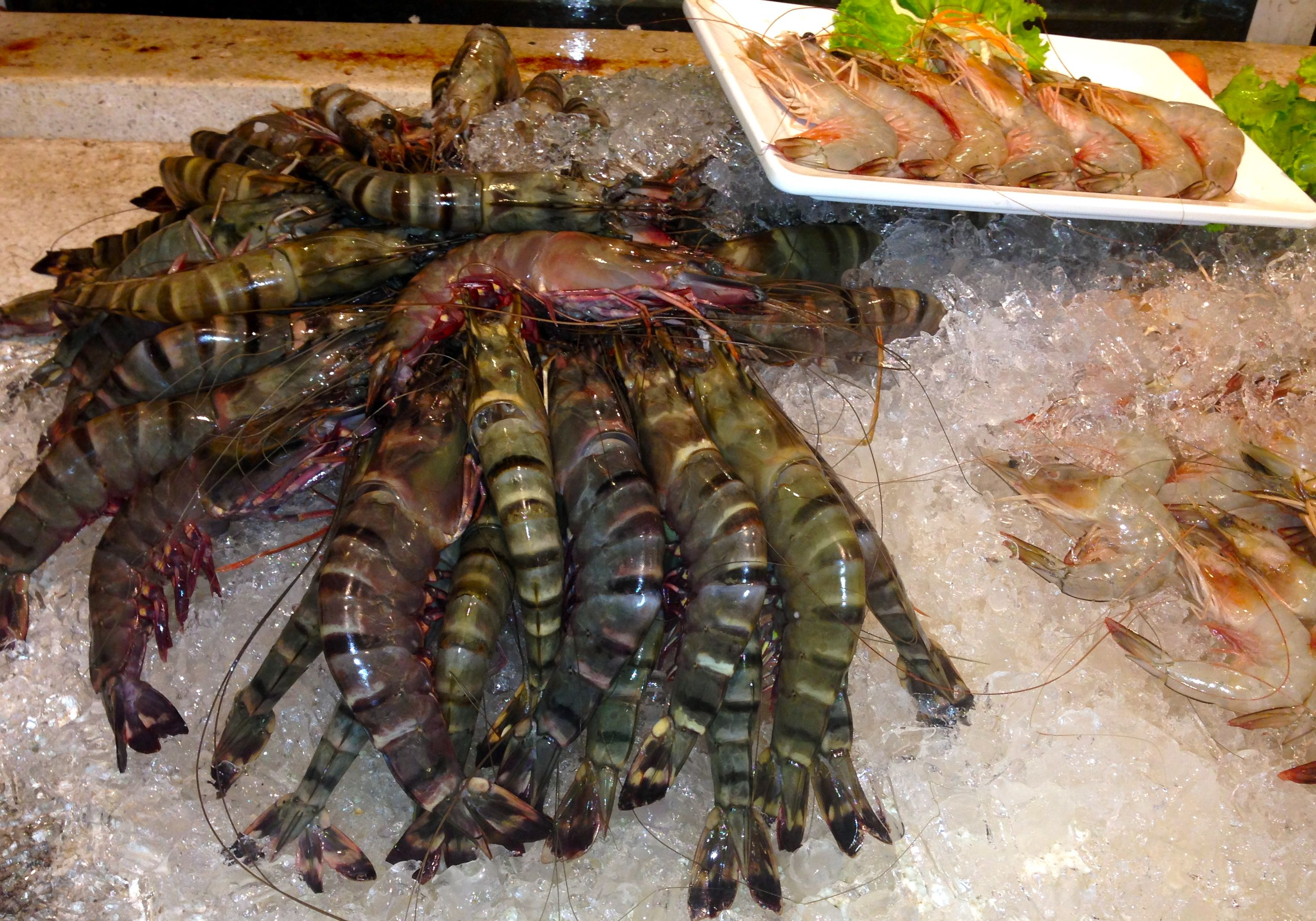 Eating in Seafood Street, Ao Nang, Krabi | eatingcoventgarden